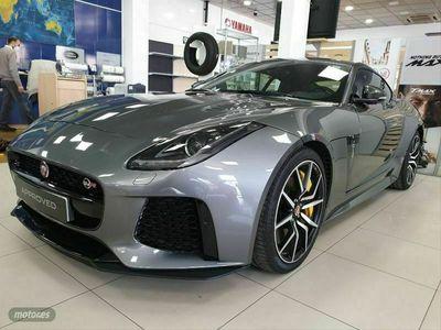 usado Jaguar F-Type SVR V8 5.0 423kW SC Coupe Auto AWD
