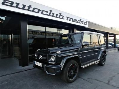 usado Mercedes G63 AMG AMG Aut. IMPECABLE!!