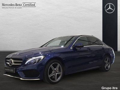 usado Mercedes C300 CDI BlueTEC Hybrid / h AMG Line