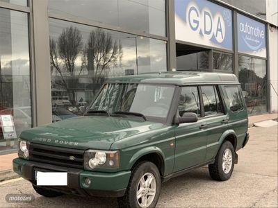 usado Land Rover Discovery 2.5 TD5 S