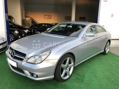 usado Mercedes CLS320 320 cdi AMG 5p