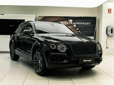 usado Bentley Bentayga V8
