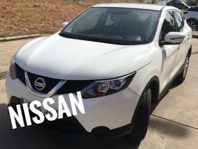 usado Nissan Qashqai 1.5dCi N-Connecta 4x2