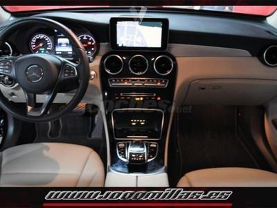 usado Mercedes GLC220 Clase GlcD 4matic 5p. -16