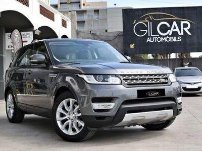 usado Land Rover Range Rover Sport 3.0 TDV6 258cv HSE