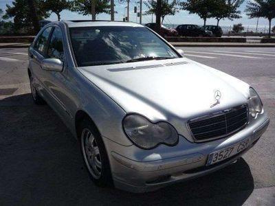 usado Mercedes C270 Clase CCDI AVANTGARDE