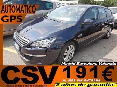 usado Peugeot 308 2.0 BlueHDI Allure 110 kW (150 CV)
