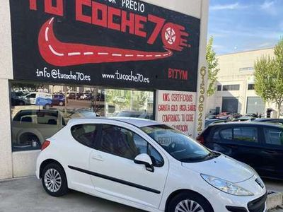 usado Peugeot 207 1.6 HDI Premium