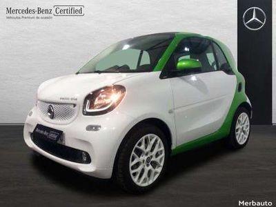usado Smart ForTwo Electric Drive Coupé Passion