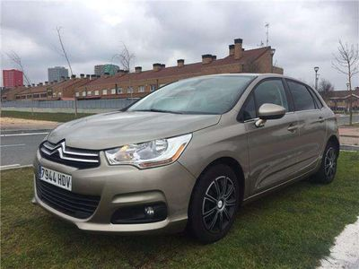 usado Citroën C4 1.6HDi Seduction 110