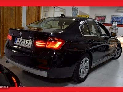 gebraucht BMW 320 Serie 3 d EfficientDynamics