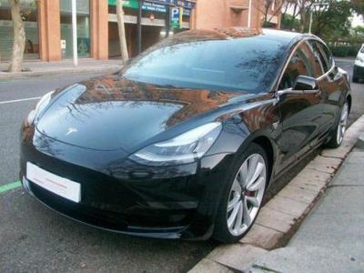 "usado Tesla Model 3 PERFORMANCE AW "" 31.000 kms """