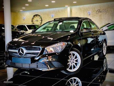 usado Mercedes CLA220 Clase CLAd 4MATIC