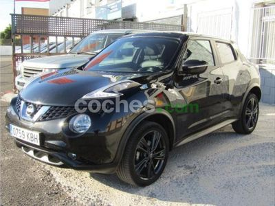 usado Nissan Juke 1.5dci Dark Sound Edition 4x2
