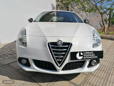 usado Alfa Romeo Giulietta 1.4 TB 88kW 120CV Super