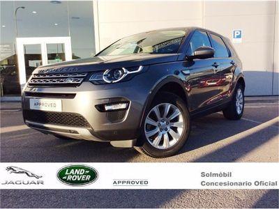 """usado Land Rover Discovery Sport 2.0TD4 150cv HSE 4x4 Autómatico """"Pocos km"""""""