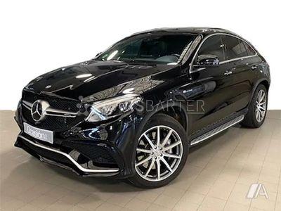 usado Mercedes GLE63 AMG AMG Coupé 63 AMG 4Matic Aut.
