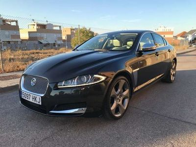usado Jaguar XF 3.0 Diesel S Portfolio 275 Aut.