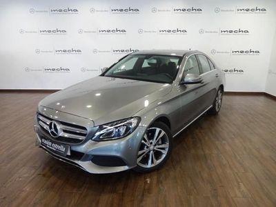 usado Mercedes 220 Clase C CLASED