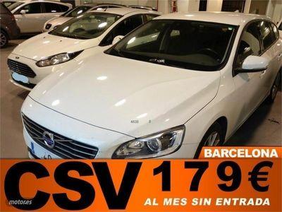 gebraucht Volvo V60 D3 **GPS, XENON, 179€/MES**