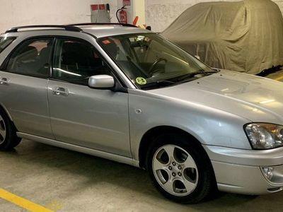 usado Subaru Impreza Sports Wagon 2.0 GX AWD