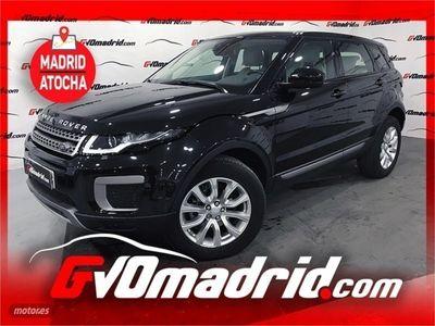 usado Land Rover Range Rover evoque 2.0L eD4 Diesel 110kW 150CV 4x2 SE