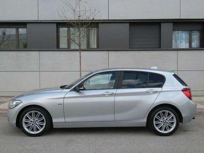 usado BMW 125 d Sport