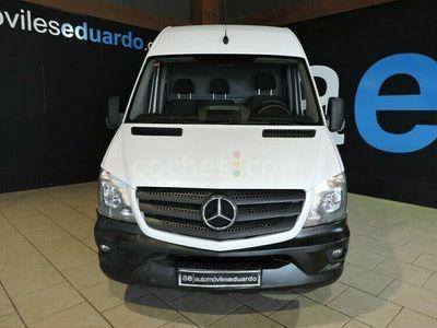 usado Mercedes Sprinter Furgón 314cdi Medio T.e 143 cv en Rioja, La