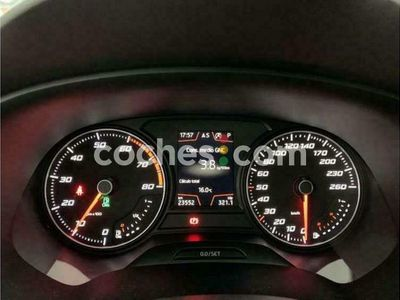 usado Seat Leon St 1.5 Tgi Gnc S&s Fr Fast Edition Dsg7 130 130 cv en Barcelona