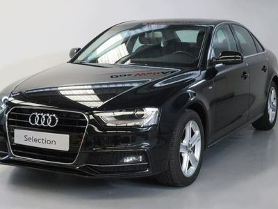 usado Audi A4 2.0TDI CD S line edition Multitronic 150