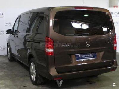 usado Mercedes V220 ClaseCdi Clase V Largo 4p. -15