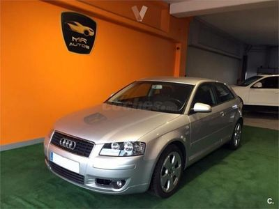 usado Audi A3 2.0 Fsi Ambition 3p. -04