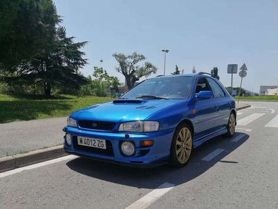 usado Subaru Impreza SW 2.0 GT Turbo AWD