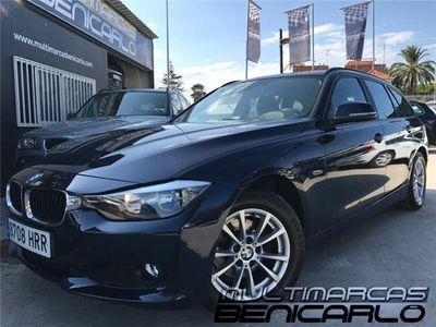 usado BMW 316 Serie 3 F31 Touring desde 266 euros al mes