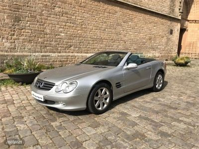 second-hand Mercedes SL500 **Nacional/65.000km!!**