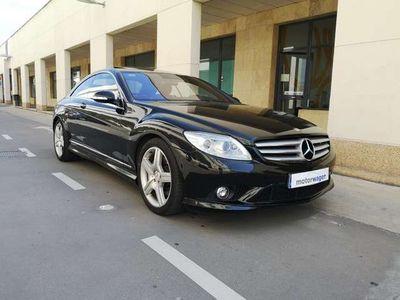 usado Mercedes CL500 ClaseAut.