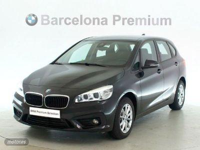 brugt BMW 218 Active Tourer Serie 2 d