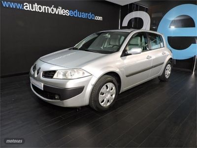 used Renault Mégane Expression 1.5dCi105 eco2