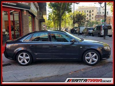 usado Audi A4 2.0 TDI quattro DPF 170 S-LINE