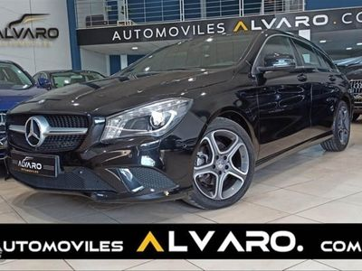 usado Mercedes CLA200 Shooting Brake Clase CLA CDI