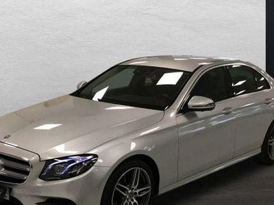 brugt Mercedes E220 AMG Line