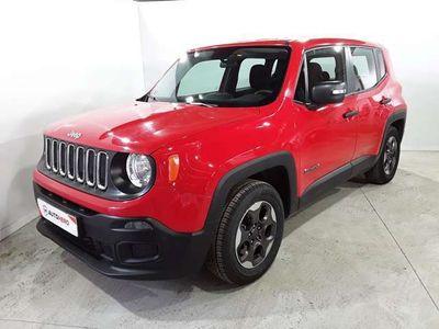 usado Jeep Renegade 1.6 E.TorQ Sport 4x2