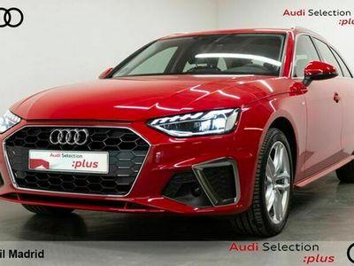 usado Audi A4 Avant 35 TDI S line S tronic 120kW