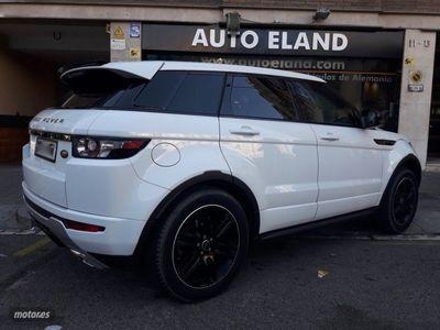 usado Land Rover Range Rover evoque 2.2L 4WD DYNAMIC