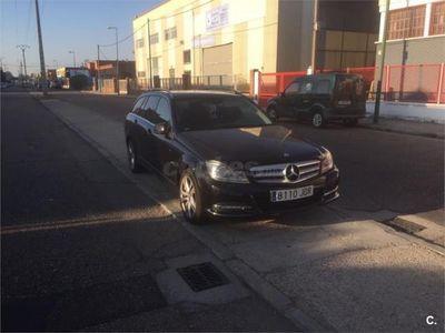 usado Mercedes C220 Clase CCdi Be Avantgarde Executive Estate 5p. -11