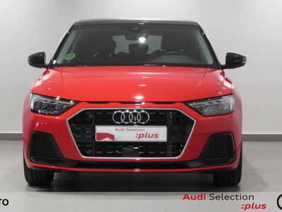 usado Audi A1 Sportback Launch edition 30 TFSI 85 kW (116 CV) S tronic Gasolina Rojo matriculado el 01/2019