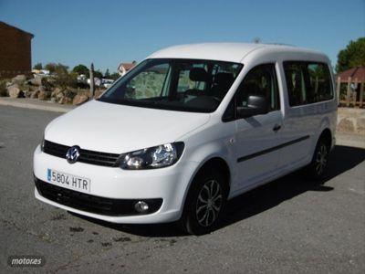 usado VW Caddy Maxi Kombi PRO 2.0 TDI 110cv 4motion 5pl