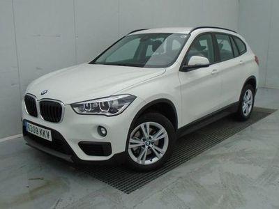 usado BMW X1 18d sDrive