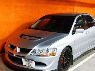 usado Mitsubishi Lancer Gasolina de 4 Puertas