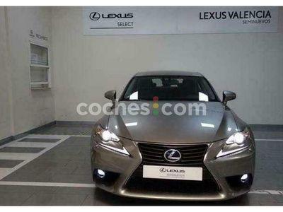 usado Lexus IS300h IsExecutive 223 cv en Valencia